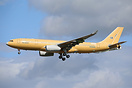 A new Airbus A330 MRTT arriving at Manchester for painting by Air Live...