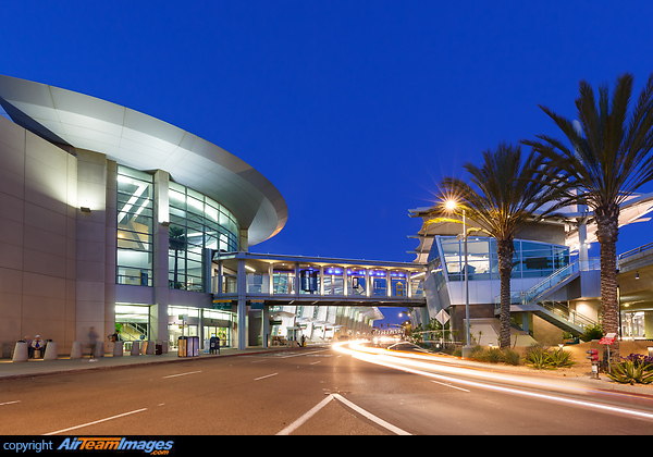 San Diego International
