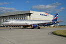 Named after Russian Soprano Galina Vishnevskaya,seen taxying for a 27 ...