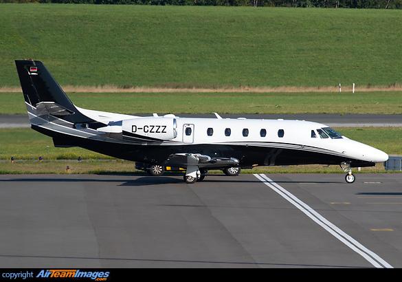 Cessna 560xl Citation Xls Plus D Czzz Aircraft Pictures