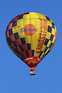 Operated by Bertels ballooning.