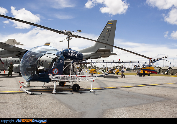Bell OH-13S Sioux