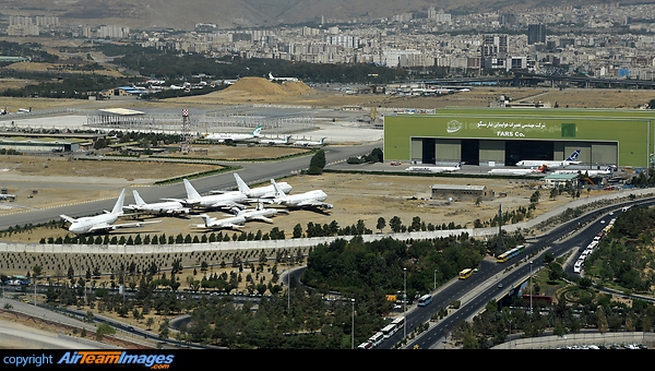 Tehran Mehrabad International