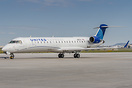 New CRJ550 for United Express operated by GoJet.