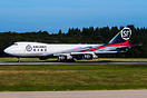 First operational Boeing 747-400F for chinese Cargo operator SF Airlin...