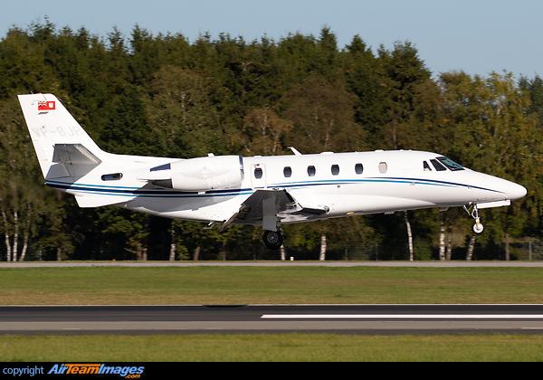 Cessna 560xl Citation Xls Plus Vp Bjr Aircraft Pictures
