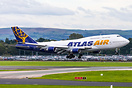First repatriation flight for Thomas Cook landing at Manchester from N...