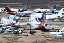 Mojave Aircraft Scrapping