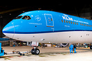 Second Boeing 787-10 Dreamliner for KLM delivered.