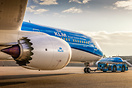 Delivery of KLM's second Boeing 787-10 Dreamliner.