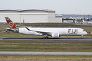 The first Airbus A350 for Fiji Airways.