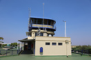 Rand Airport control tower.