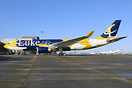 Blue Panorama of Italy is being rebranded to Luke Air, the first aircr...