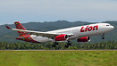 New Aircraft and registration for Lion Air