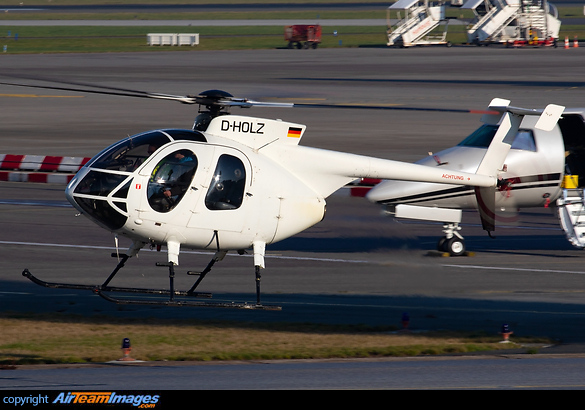 MD Helicopters MD-500