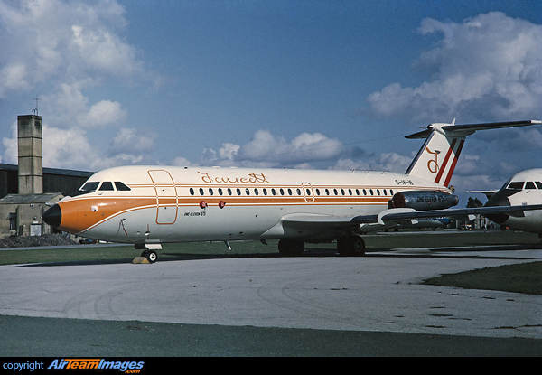BAC One-Eleven 476FM