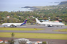 Mataveri International Airport is classed as the most remote airport i...