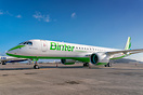 First Embraer ERJ-195-E2 (EC-NEZ) delivered to Binter Canarias