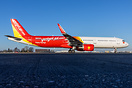 Former Thomas Cook Airlines G-TCDO has received a VietJet Air c/s - pa...