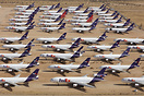FedExpress Aircraft Storage