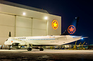 Air Canada has taken delivery of its first A220-300, designed, built a...