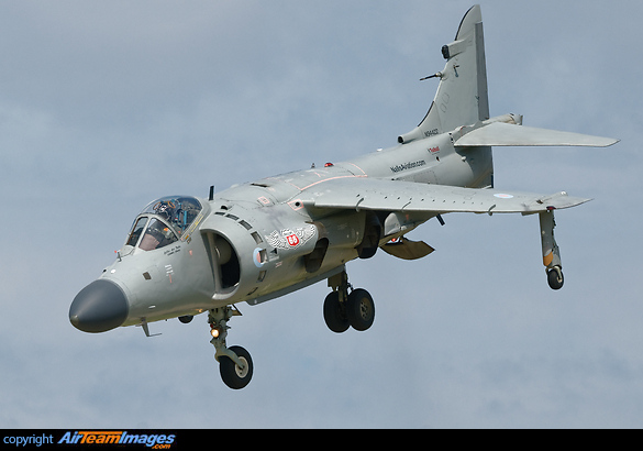 Sea Harrier FA2