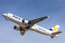 Aero K is a new Koren airline using ex-Alaska Airlines A320's (Formall...