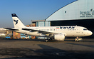 First Airbus A319 for Iran Air