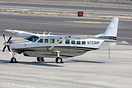 Another Cessna 208 that arrives in Tenerife South from Bangor, (USA) a...