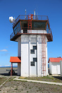 Control tower, Puerto Natales Airport.