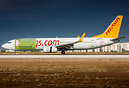 Former Pegasus TC-AAO, for DHL via lease from Spectre Air Capital once...