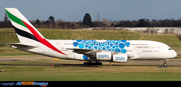 Airbus A380-861