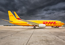 First 737-800 for DHL, operated by Swift Air