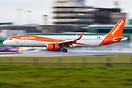 OE-ISC is the first A321 NEO of Easyjet to visit Manchester