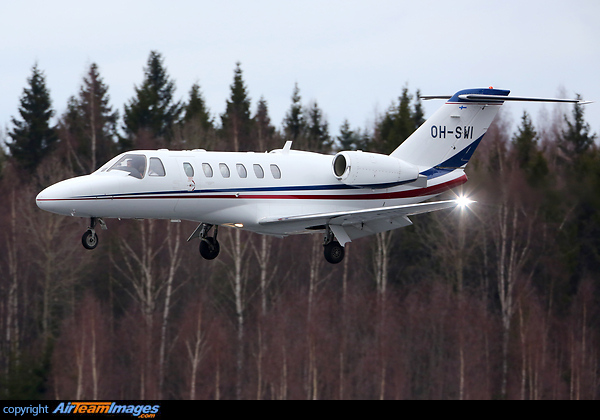 Cessna 525A Citation CJ2+