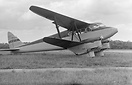 de Havilland DH90A Dragonfly
