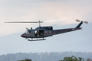 One of the three UH-1 donated by the US Government to the Ministry of ...