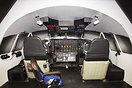 Shaanxi Y-8F-200W flight simulator