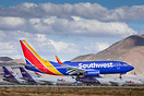 Southwest Airlines starting to park large chunks of their fleet at Vic...