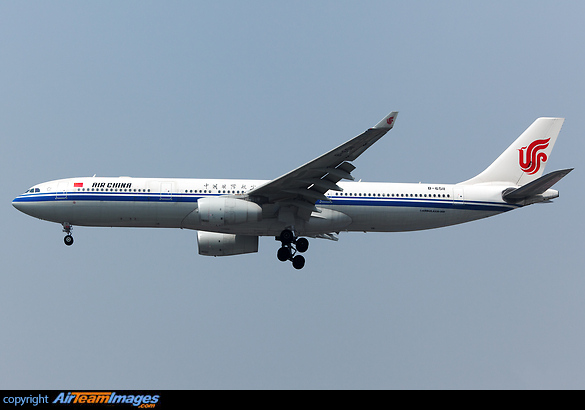 Airbus A330-343