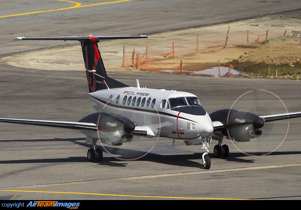 Beechcraft 350ER King Air