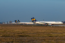Due to the Corona outbreak Lufthansa has parked over 20 Airbus A330/A3...