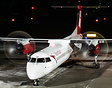 Seen here is an Austrian Airlines Dash 8 Q400 waiting for permission t...