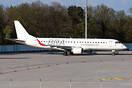 German Airways intended to lease four E190 aircraft to the Swedish reg...