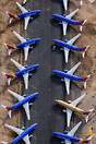 Southwest Airlines storing aircraft at Victorville due to COVID-19