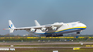 The biggest aircraft in the world, the AN225, delivered about 10 milli...