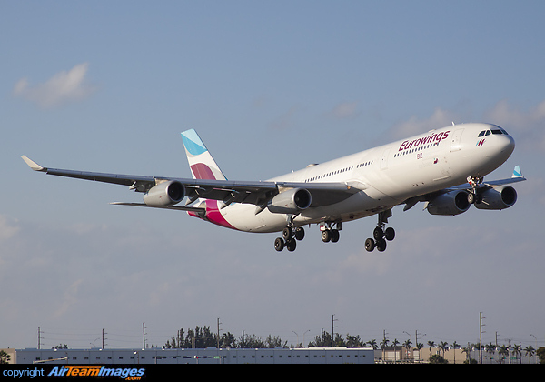 Airbus A330-313