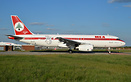 Airbus A320 OD-MRT in retro Middle East Airlines livery.Celebrating th...