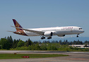 Second Boeing 787-9 Dreamliner for Vistara on her first flight