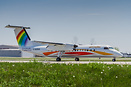 Special rainbow livery